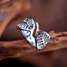Buddhi Ring Silver