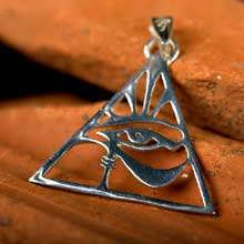 Eye of Horus Silver
