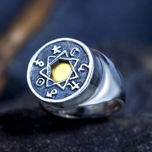 7 Metals Astrology Ring (*Sold Out!*)