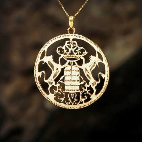 72 Sacred Names Gold