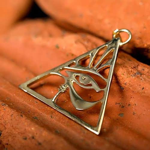 Eye of Horus Gold