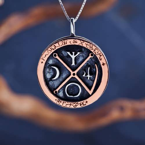 The Jupiter-Venus Talisman Silver (*Sold Out!*)