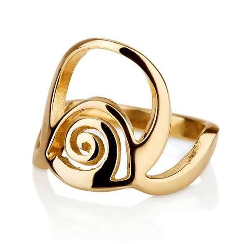 Abundance Ring Gold