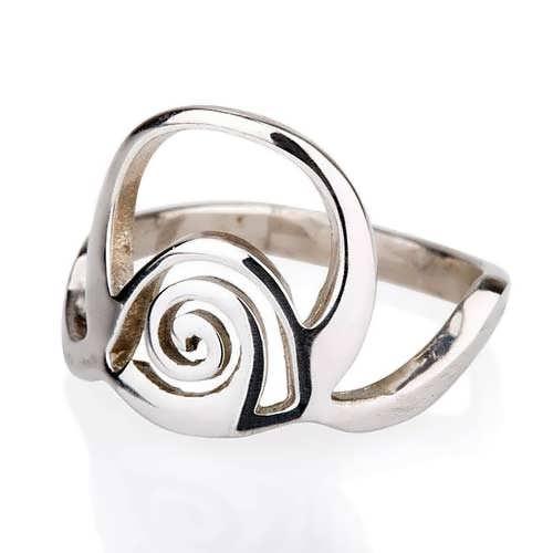 Abundance  Ring Silver