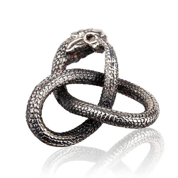 Dragon Ouroborous Ring