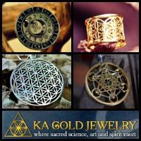 Ka Gold Jewelry - Authentic Sacred Jewelry and Talismans