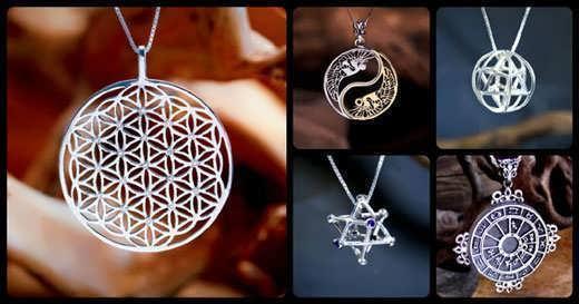 Cosmic Jewelry by the artist David Weitzman