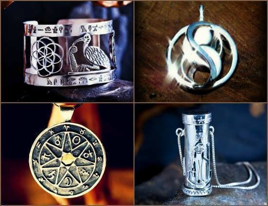 Sacred Jewelry & Talismans