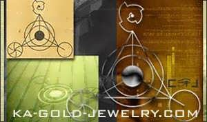 Change your life with the ancient and healing symbols of Ka Gold Jewelry. Enjoy impressive beauty!