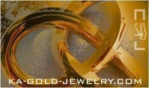 Gordian Knot - gold