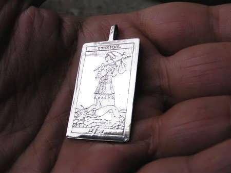 Tarot pendant