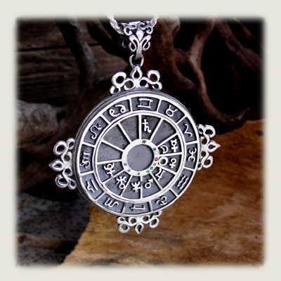 Personalized Cosmic Sigil Talisman