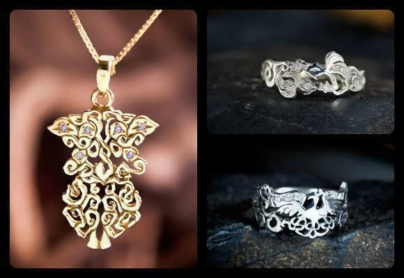 The Four Elements Jewelry