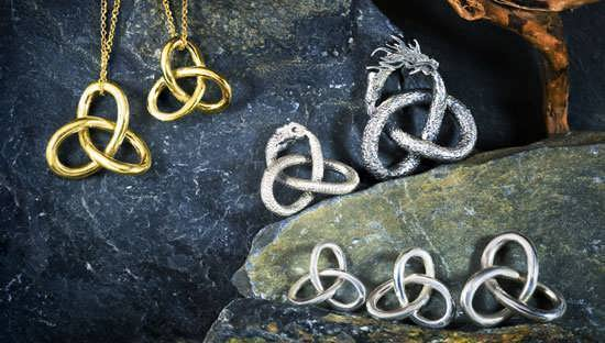Gordian Knots Jewelry
