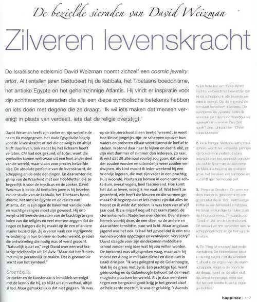 Happinez interview page 2