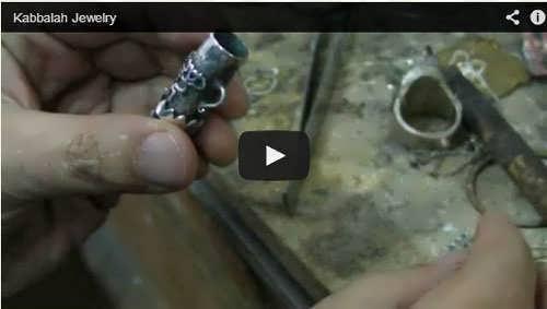 Kabbalah Jewelry new video
