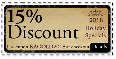 2018 15% Discount Coupon