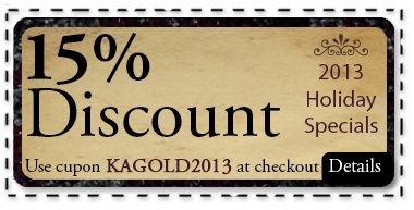 2013 15% Discount Coupon