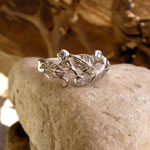 the great mother ring silve