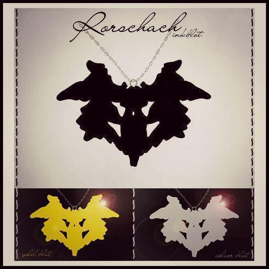 Blot of Rorschach