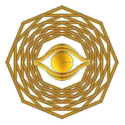 eye of the strive