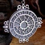 宇宙印章护身符