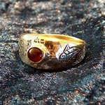 Destiny ring gold