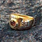 Ring of tao small gold