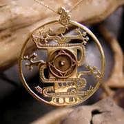 Mayan Tree Gold