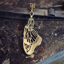 Pendant of Acceptance Gold