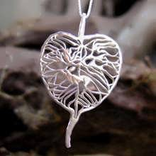 The Awakening Pendant Silver