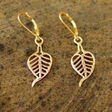 Buddhi Earrings Gold