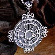 Talisman sceau cosmique personnalisé