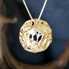 תליון המזלות הקוסמי - זהב