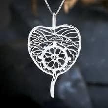 Dharma Anhänger Silber