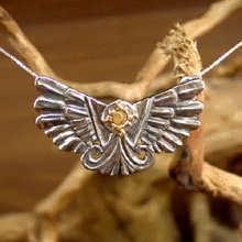 Equinox Talisman Silver and Gold
