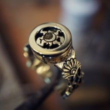 Equinox Talisman Ring Gold (*Pre Order*)