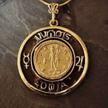 The Philosopher's Talisman - Mercury Jupiter Conjunction Gold (*Last Two!*)