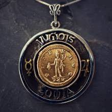 The Philosopher's Talisman - Mercury Jupiter Conjunction Gold and Silver (*Limited Edition*)
