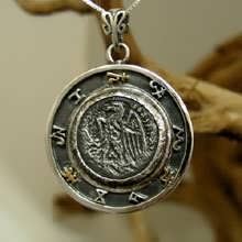 Jupiter, Neptune, Saturn Grand Trine Silver and Gold (*Sold Out!*)