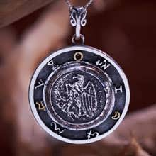 Jupiter Exaltation Talisman Silver And Gold (*Sold Out!*)