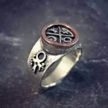 Jupiter-Venus Talisman Silver Ring (*Limited Edition*)