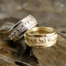 Personalized Magical Couples Rings V3