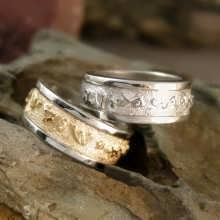 Personalized Magical Couples Rings V2