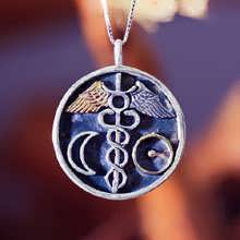 Alchemical Wedding Talisman (*Sold Out!*)