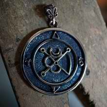 Mars in Aries Talisman Silver (*Limited Edition*)