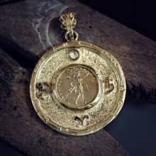 Mars Saturn Talisman Gold (*Sold Out!*)