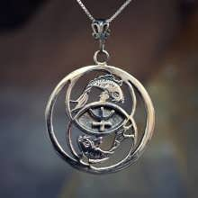 Neptune in Pisces Talisman Silver (*Limited Edition*)
