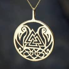 Odin's Knot Gold