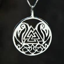 Odins Knoten Silber